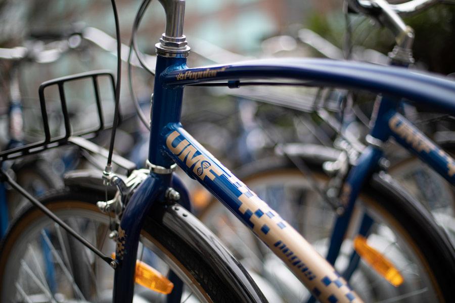 Details of free UMCH / UMFST rental bikes
