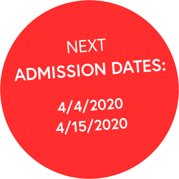next-admission-dates