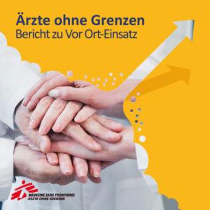 ReachHigher mit Ärzte ohne Grenzen