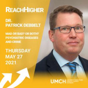ReachHigher with Dr. Patrick Debbelt
