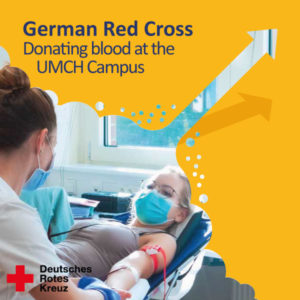Blood Donation Campaign at the UMCH Campus (German Red Cross)