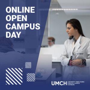 Online Open Campus Day
