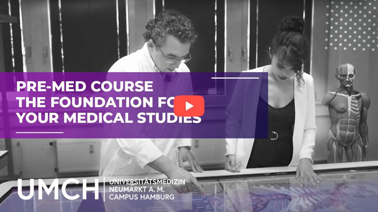 UMCH Pre-Med Course