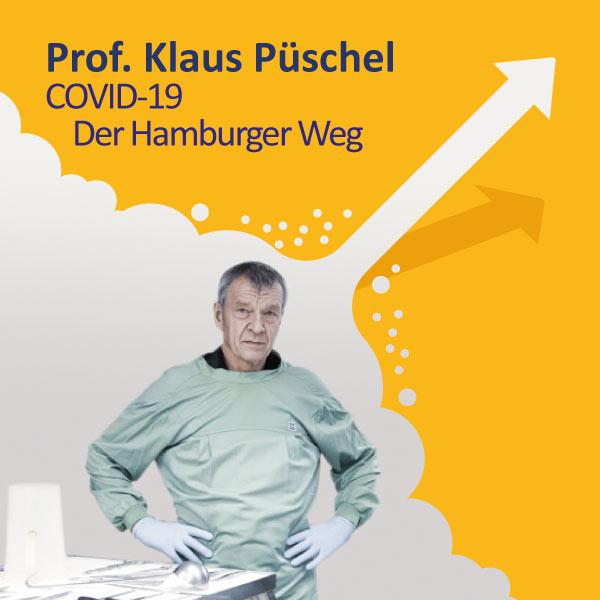 Prof. Dr. med. Klaus Püschel hält Vortrag am UMCH in Hamburg