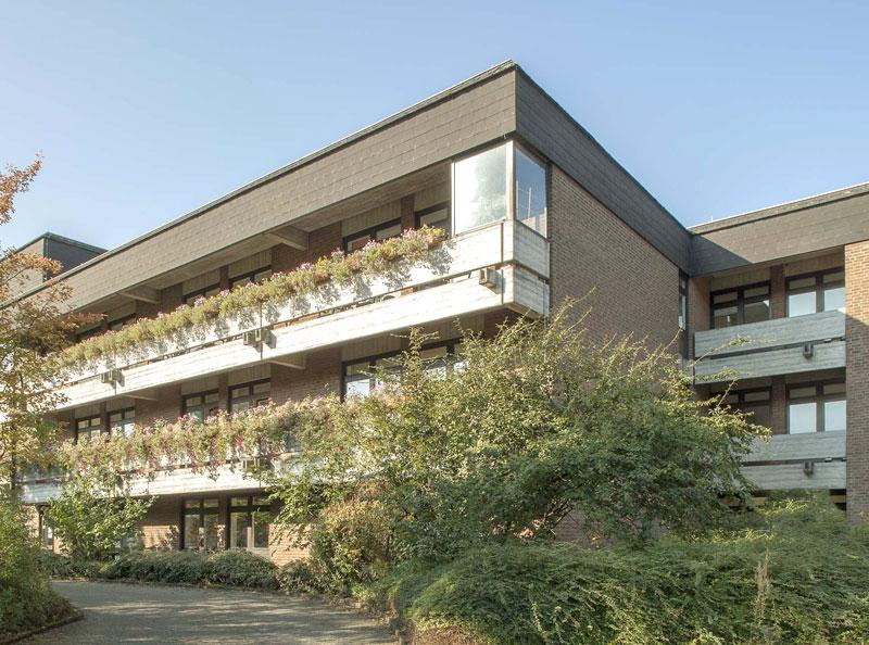 UMCH-Lehrkrankenhaus LWL-Klinik Hemer