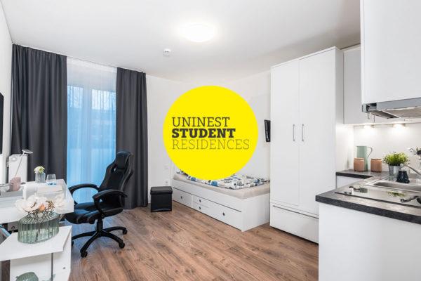 UMCH Wohnbeispiel Uninest - Wohnung