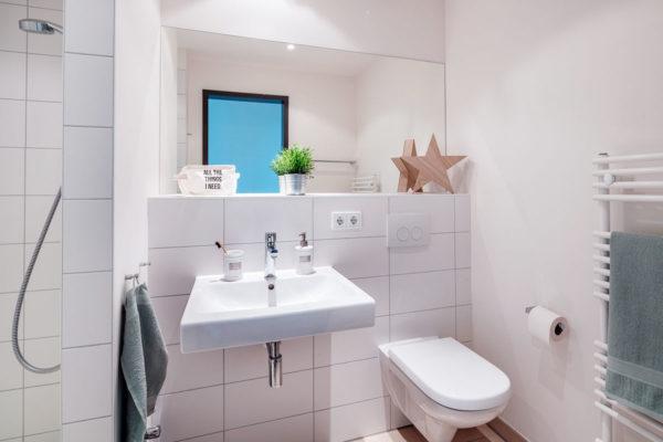 UMCH Wohnbeispiel Uninest - Badezimmer