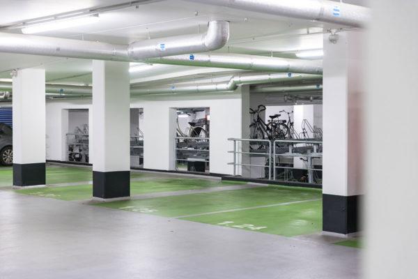 UMCH Wohnbeispiel Uninest - Garage
