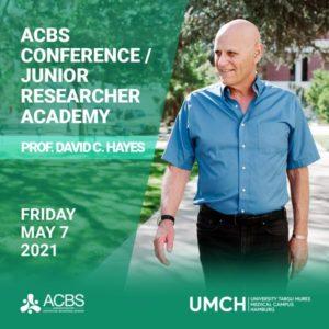 ACBS-Konferenz – Prof. Steven C. Hayes, PhD