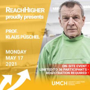 ReachHigher with Prof. Klaus Püschel