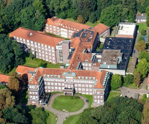 UMCH-Lehrkrankenhaus_Delme Klinikum Delmenhorst_Gebäude