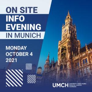 Infoabend in München